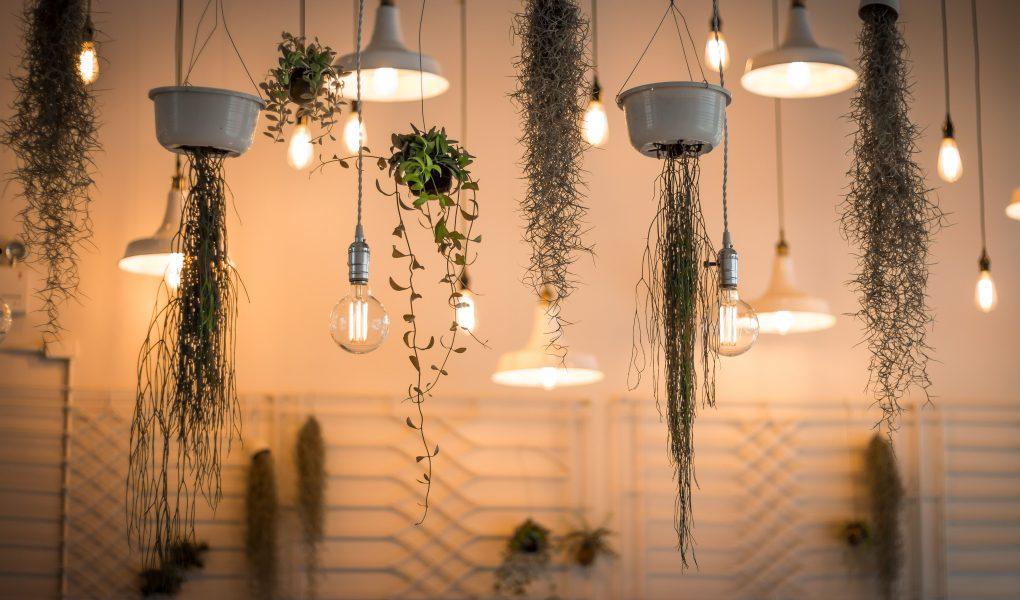 Lampe Gravity Light