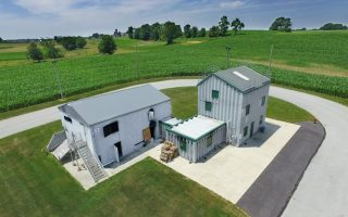 Maison Containers Écologique